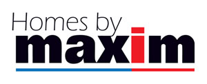 Homes By Maxim Logo